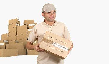 Delivering Packages