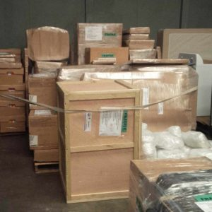 Packed Items Ready To Ship