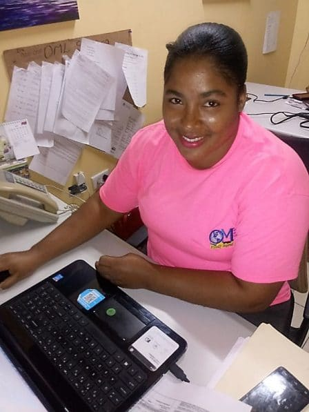 shipping company in Jamaica with staff that cares